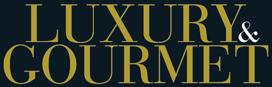 Luxury and Gourmet Logo